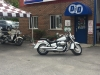 2014 Honda Shadow Aero VT750  !!! ONLY 1300 K !!!