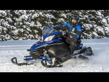 2017 Yamaha Apex X-TX at Banville's in Petawawa, Ontario