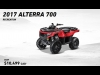 2017 Arctic Cat 700 ALTERRA