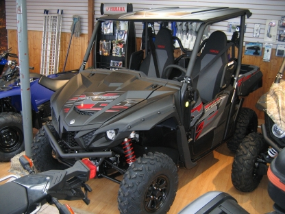 2019 Yamaha Wolverine X2 Eps Se R Spec 850 Twin 4wd At The