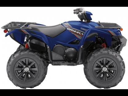 2019 Yamaha Grizzly Special Edition EPS at Banville's in Petawawa, Ontario