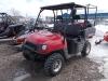 2008 Polaris Ranger 500 FI For Sale Near Kingston, Ontario