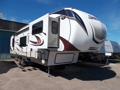 2015 Keystone Sprinter 333FWRLS at Mansfield RV in Fort Coulonge, Quebec