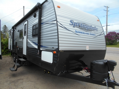 2018 Keystone Springdale SM3030 at Mansfield RV in Fort Coulonge, Quebec