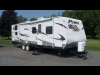 2010 Forest River Puma 30DBSS 30' Double Bunk 1 Slide - Great Shape!