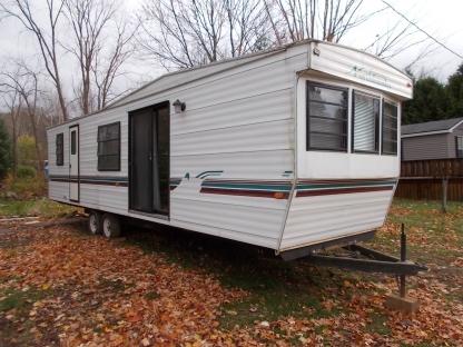 1995 Northlander Cottage Escape 38FK at Mansfield RV in Fort Coulonge, Quebec