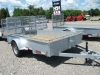 2012 Canada Trailers 5x10 Utility Galvanized For Sale Near Ottawa, Ontario