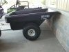 2016 Bush Burro ATV Dump Hauler For Sale