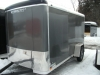 2014 Stealth 6x12 Liberty With Ramp Door & Round Top For Sale
