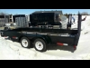 2012 Canada Trailers 7x16 Utility With 2-3500lb Axles For Sale Near Perth, Ontario