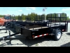 2014 Canada Trailers 5x10 Utility With Bi-fold Ramp For Sale