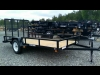 2014 Sure Trac 5x8 Utility Trailer - 3K For Sale Near Perth, Ontario