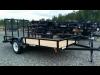 2014 Sure Trac 5x10 Utility Trailer - 3K For Sale Near Perth, Ontario