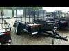 2014 Sure Trac 6x10 Utility Trailer, Steel Hi-Side For Sale