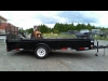 2011 Canada Trailers 6x14 Single Axle with a Spare Tire For Sale Near Perth, Ontario
