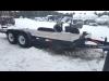 2014 Sure Trac Car Hauler 7x18 Equipment Trailer For Sale Near Perth, Ontario