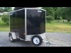 2012 Alcom High Country 5 X 8 Ramp Door - All Aluminum