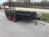 2000 LOOK TRAILER TANDOM AXLE TRAILER  For Sale in Smiths Falls, ON