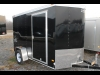 2012 Haulmark Transport V-Nose 6X10DS2