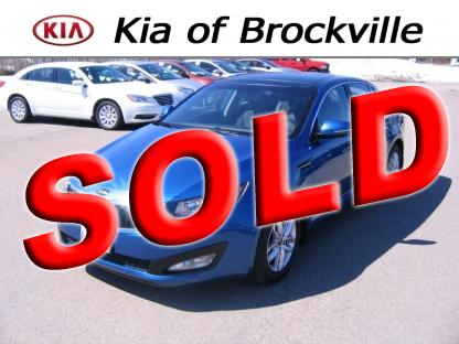 2013 KIA Optima LX+ GDI at Kia of Brockville in Brockville, Ontario