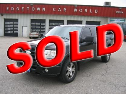 2008 Ford F-150 FX4 OffRoad SuperCrew 4x4 at Edgetown Motors in Smith's Falls, Ontario