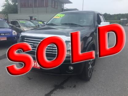 2010 Ford F-150 Lariat at Able Auto Sales in Kingston, Ontario