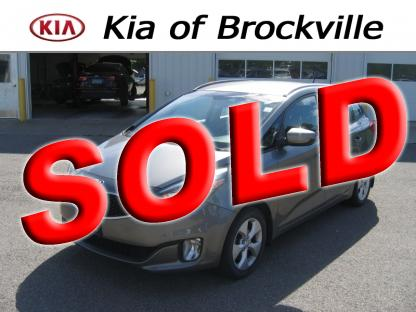2014 KIA Rondo LX at Kia of Brockville in Brockville, Ontario