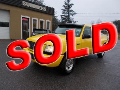 2002 Ford Ranger Edge Extended Cab at Summers Motors Eganville in Eganville, Ontario