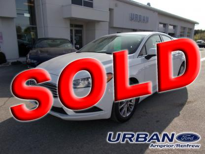 2017 Ford Fusion FWD 4dr Sedan at Urban Ford in Arnprior, Ontario