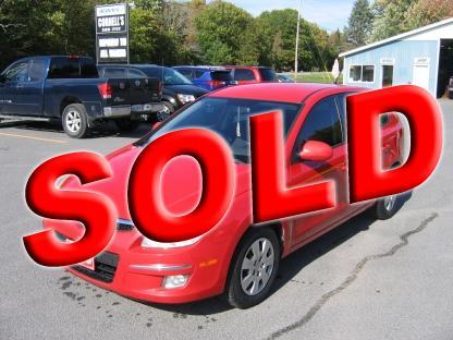 2009 Hyundai Elantra Touring at Cornell's Auto Sales in Wilton, Ontario