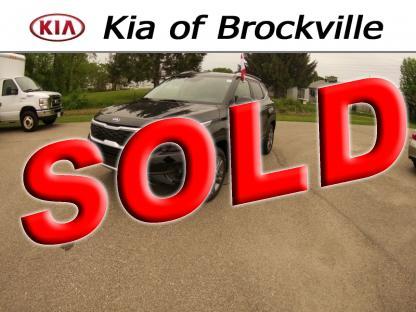 2021 KIA Seltos EX at Kia of Brockville in Brockville, Ontario