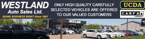 Westland Auto Sales in Pembroke, Ontario