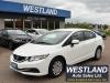 2015 Honda Civic LX For Sale in Pembroke, ON