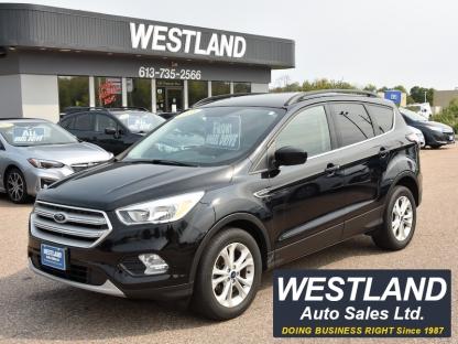 2018 Ford Escape SE at Westland Auto Sales in Pembroke, Ontario