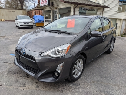 2015 Toyota Prius C Hybrid at Clancy Motors in Kingston, Ontario