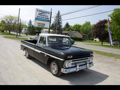 1966 Chevrolet C10 Truck Custom Long Box at Lakeview Motors in Westport, Ontario