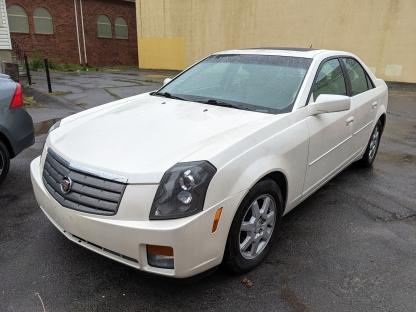 2005 Cadillac CTS 3.6 at Clancy Motors in Kingston, Ontario