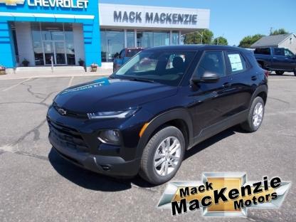 2021 Chevrolet Trailblazer LS AWD at Mack MacKenzie Motors in Renfrew, Ontario