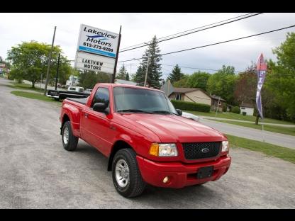 2002 Ford Ranger EDGE STEP SIDE 2WD at Lakeview Motors in Westport, Ontario