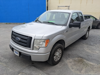 2012 Ford F-150 STX SuperCab at Clancy Motors in Kingston, Ontario