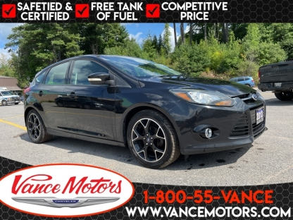 2013 Ford Focus SE...bluetooth*tow*htd SEats! at Vance Motors in Bancroft, Ontario