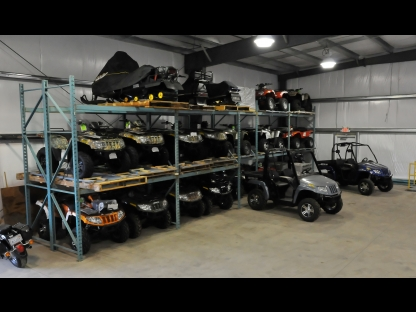 2020 Heated Indoor Winter Storage Climate Controlled  at Banville's in Petawawa, Ontario