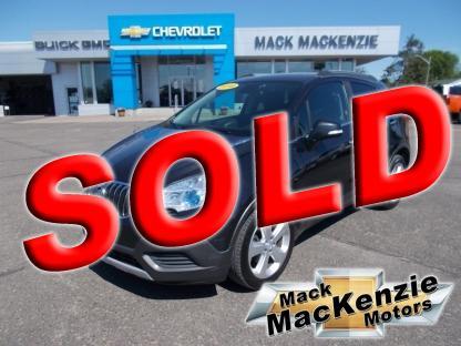 2016 Buick Encore Preffered at Mack MacKenzie Motors in Renfrew, Ontario